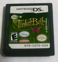 Tinkerbell  Nintendo DS, 2008 Game Only No Case - $5.91