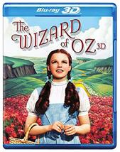 The Wizard of Oz 75th Anniversary Edition [3D + Blu-ray]
