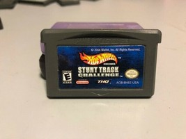 Hot Wheels: Stunt Track Challenge (Nintendo Game Boy Advance, 2004) - $2.91