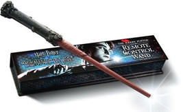 HARRY POTTER WAND REMOTE CONTROL MUSIC TV DVD MAGIC FANTASY MOVIE COLLEC... - $63.85