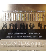Band of Brothers HBO TV Series DVD 2002 6-Disc Set Steelbook Box Set  - $17.81