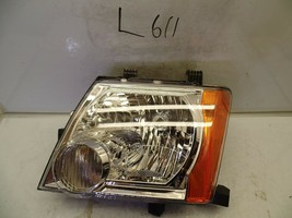 OEM HEADLIGHT HEAD LIGHT LAMP HEADLAMP NISSAN XTERRA 08-15 minor crack h... - $79.20