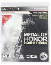 Medal of Honor Limited Edition - Playstation 3 [video game] - $14.84