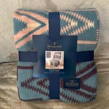 Pendleton Jacquard Throw Blanket Sunset Cross Balsam 50inx70in 008889124... - $69.29