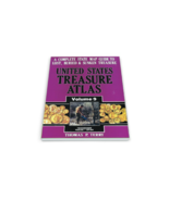 United States Treasure Atlas Volume 9 ~ Lost & Buried Treasure - $24.95