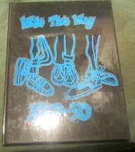 1990 Memorial High School Yearbook Tulsa Oklahoma The Taps - $23.36