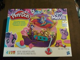 My Little Pony Movie Play-Doh Pirate Airship Friendship Ahoy Modeling Compound - $17.54