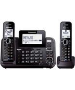 Panasonic KX-TG9552B Link2Cell 2-Line Cordless Phone (2 Handsets) - $210.57