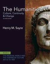 The Humanities: Culture, Continuity and Change, Book 2: 200 CE to 1400 (... - $14.85