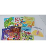 Lot 7 kids meal books Chic fil a Berenstain bears Library Mouse Cheerios... - $6.92