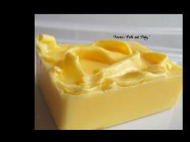 lemon soap/ soap/ 6 oz - $5.00