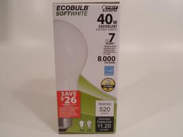 Ecobulb Light Bulb Soft White 10W 40 Watt Equvalent CFL Inside Enery Saving - €7,24 EUR