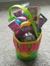 Unique One of a Kind SHOPKINS Easter Birthday Giift Basket for Girls - $24.99