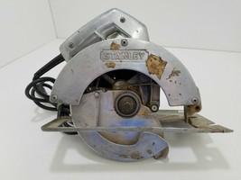 "Stanley H271 A Circular 7"" Heavy Duty Vintage Builders Saw H144 - $48.24"