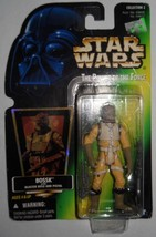 Star Wars the Power of the Force Bossk Action F... - $13.99