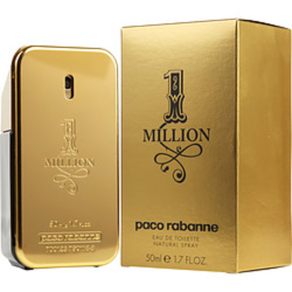 Primary image for PACO RABANNE 1 MILLION by Paco Rabanne #162532 - Type: Fragrances for MEN