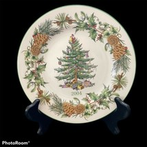 """2004 Spode Annual CHRISTMAS TREE 8""""  Collector Plate  - $24.74"""