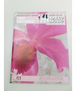 POP Orchids Easy Play Speed Music 61 Music Book Organ,Piano,Guitar - $11.87