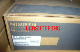 NEW AND ORIGINAL FOR Mitsubishi AC Servo Amplifier MR-E-100A-KH003 - $836.00