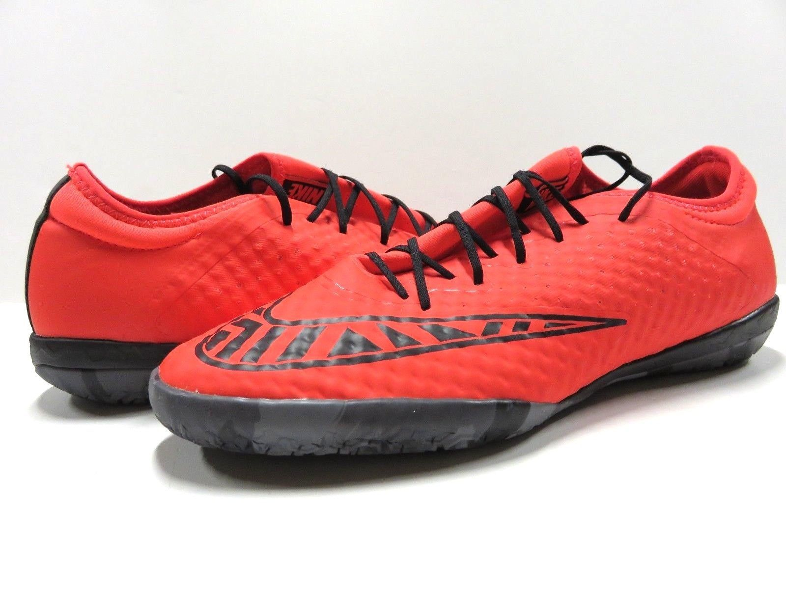 b10f0bb5e88 NIKE Orange Indoor Soccer Cleats Adult Men s and 50 similar items