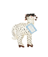 Vintage WhimsiClay Cats by Amy Lacombe  Shanice 86010 Fancy Felines - $39.99