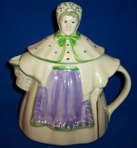"Vintage Shawnee Pottery ""Granny Ann Teapot Patented,USA ~ RARE~ - $59.99"