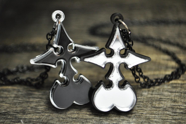 Kingdom Hearts Nobody Emblem Friendship Set And 50 Similar Items