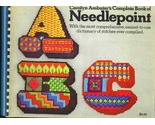 Carolyn ambuter s complete book of needlepoint thumb155 crop