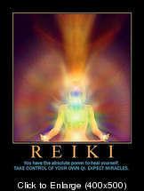 ~ Reiki ~ Happiness Flush Empowerment