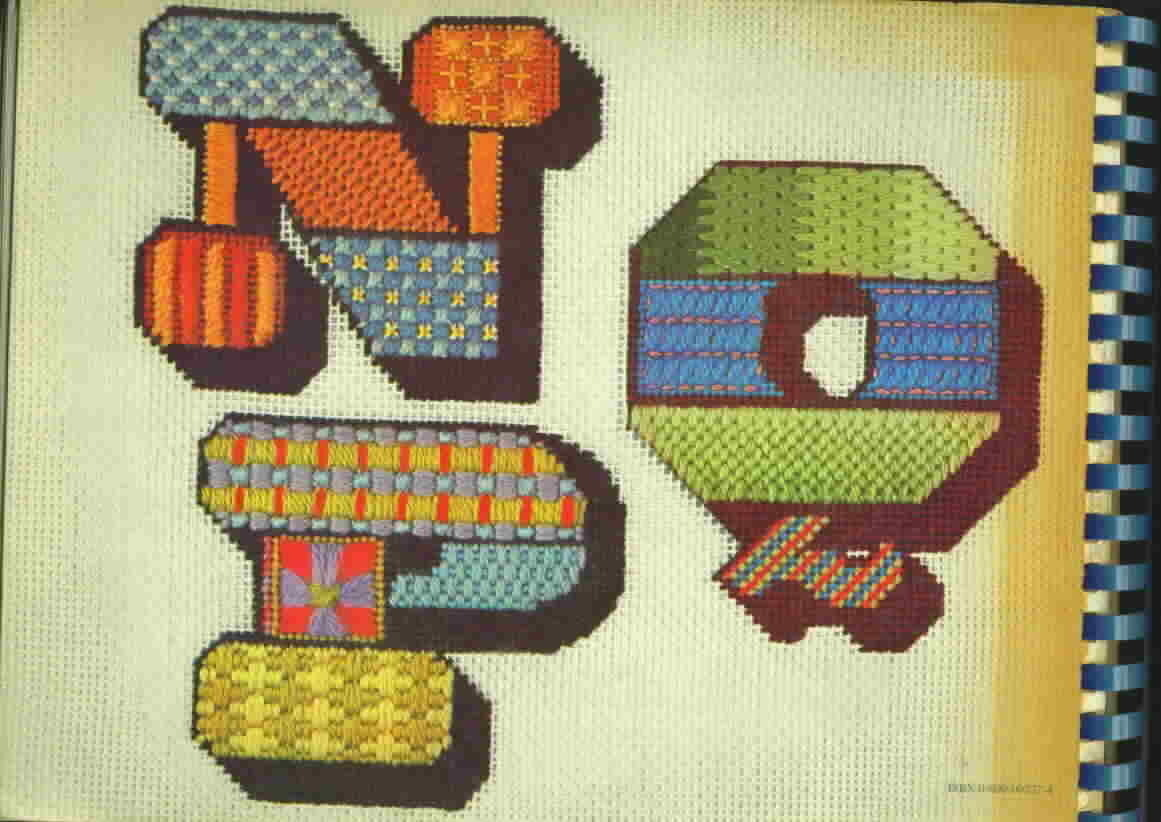 Carolyn Ambuter's Complete Book of Needlepoint, Vintage