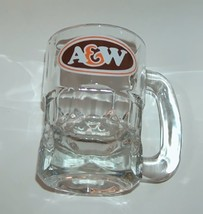 A&W Root Beer Baby Mug with Brown Oval Logo  - $12.99