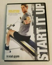 Total Gym Start it Up! DVD Your Personal Training Guide Set-Up and Program - $9.99