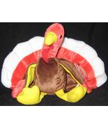 * Ty Beanie Babies GOBBLES Turkey - $5.00