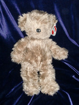 "GANZ STUFFED PLUSH BIG JESS TEDDY BEAR BROWN 16"" NWT CH1410 - $29.69"