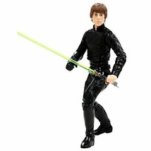 "*Star Wars [Hasbro action figure] 6 inches ""black"" Series 2 # 03 Luke Sk... - $138.84 CAD"