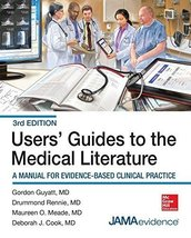 Users' Guides to the Medical Literature: A Manual for Evidence-Based Cli... - $36.03