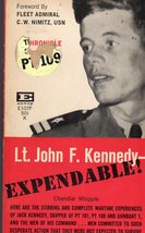 Lt. John F. Kennedy Expendable By Chandler Whipple - $4.75