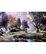 Thomas Kinkade Walk of Faith Cross Stitch Pattern***LOOK*** - $4.95