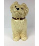 "Vintage Metlox FIDO Dog Puppy Cookie Jar 12"" - $95.00"