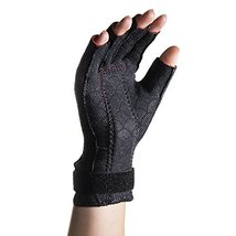 Pair of Thermoskin Carpal Tunnel Glove, Left and Right, Black, Small - $49.95