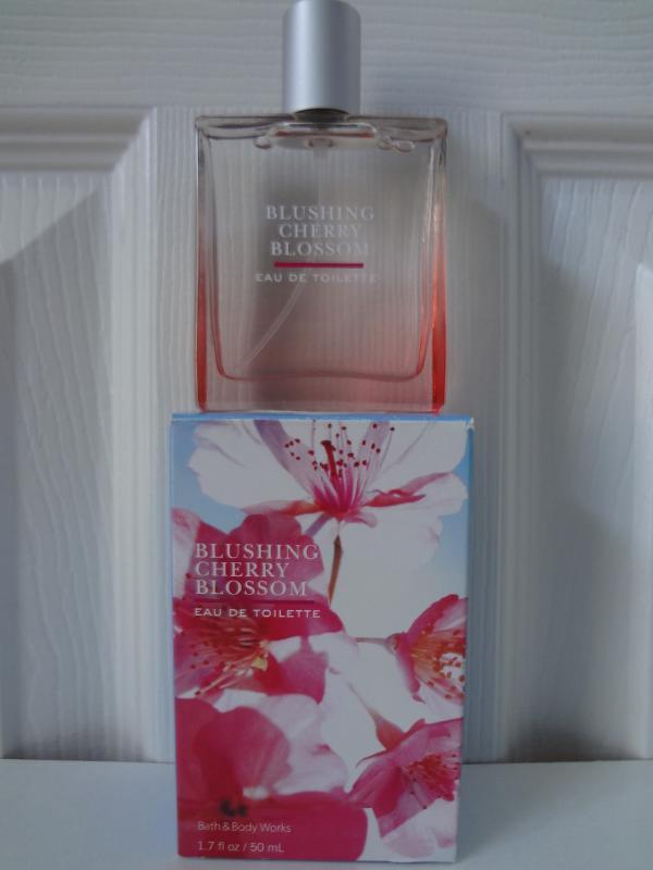 Bath & Body Works Blushing Cherry Blossom Eau De Toilette 1.7 oz / 50 ml