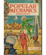 1950 Popular Mechanics Magazine V93 #5 Destination Moon Sci-Fi Movie - $34.95