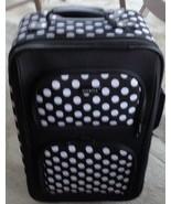 Olympia Juliet Polka-Dot Pattern Luggage Set - BRAND NEW - GREAT POLKA DOT - $118.79
