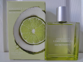 Bath & Body Works Luxuries Coconut Lime Verbena Eau De Toilette 1.7 fl ... - $80.00