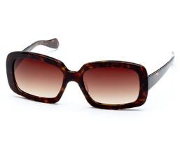 Oliver Peoples Sunglasses Freya 57 Dark Mahogany DM-Spice Brown Gradient - $159.95