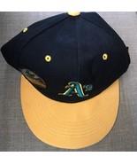 OAKLAND A's ATHLETICS Snapback Baseball Cap MLB Baseball JINX Headwear NWT - $19.95