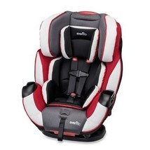 Evenflo Symphony DLX All-In-One Car Seat in Ocala - $349.86