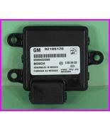 ** Parking Aid Object Detection Alarm Module GM 92195170 Bosch 026300422... - $22.99
