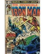 Iron Man #124 ORIGINAL Vintage 1979 Marvel Comics Demon in a Bottle Part 5 - $18.51