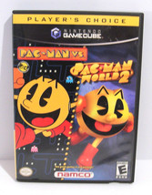 Pac-Man vs./Pac-Man World 2 (Nintendo GameCube, 2003) Complete! - $14.95